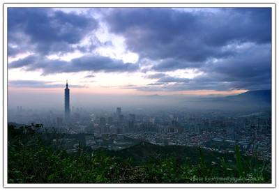 霧鎖台北終章 - 原始版。
