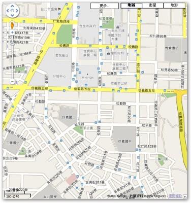 Google Map 台北的 StreetView 正式現身