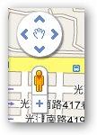 Google Map 橘色的小人