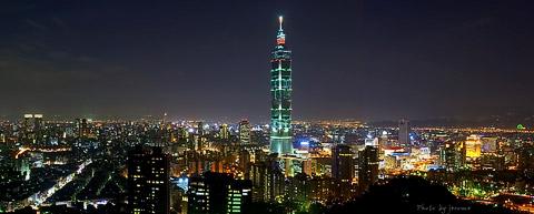 [ 寬景作品 ] 象山見台北